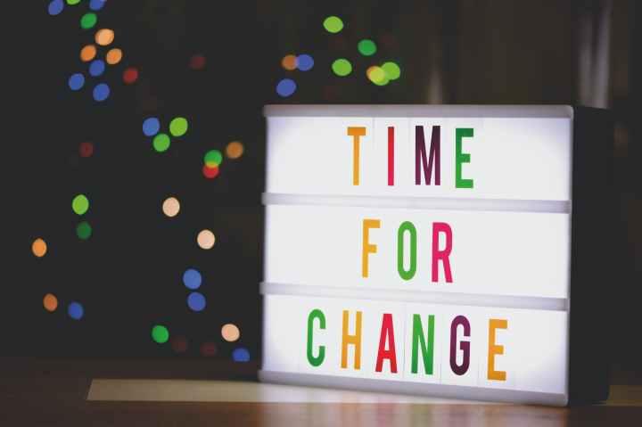 Change Can BeGood