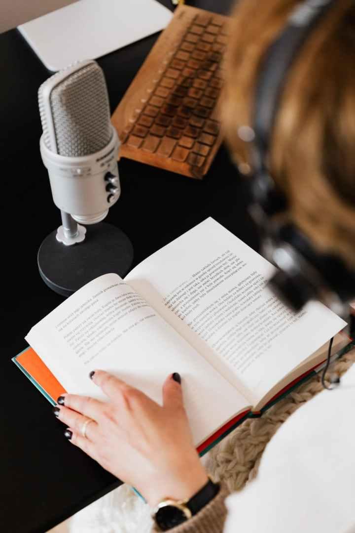 Creating an Audiobook!
